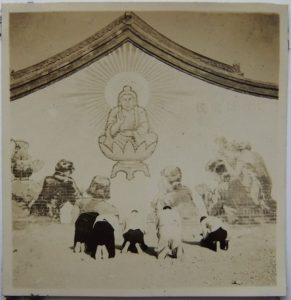 Family Shrine 1930s Manchuria